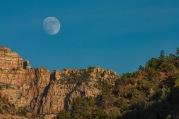 Moon Rising - 2016